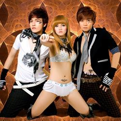 Ca sĩ Á Đông Band