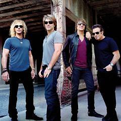 Ca sĩ Bon Jovi