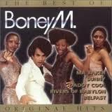 Ca sĩ Boney M