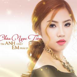 Ca sĩ Châu Ngọc Tiên