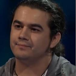 Ca sĩ Chris Medina