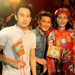 Ca sĩ Đàm Vĩnh Hưng,Hoài Linh,Dương Triệu Vũ