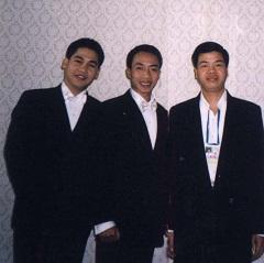Ca sĩ Đăng Dương,Trọng Tấn,Việt Hoàn