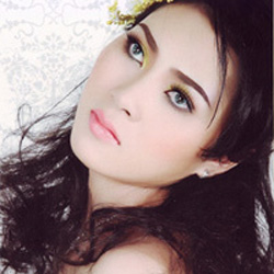 Ca sĩ Diễm Thùy