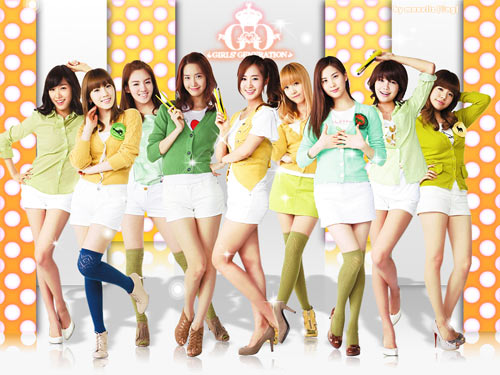 Ca sĩ Girls' Generation