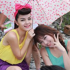 Ca sĩ Hari Won,Phạm Quỳnh Anh