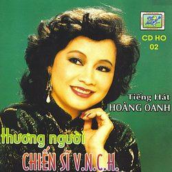 Ca sĩ Hoàng Oanh