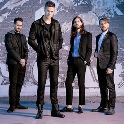 Ca sĩ Imagine Dragons