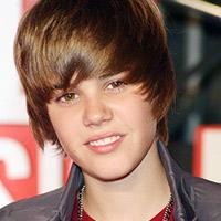Ca sĩ Justin Bieber