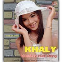 Ca sĩ Kha Ly