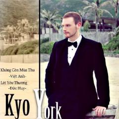Ca sĩ Kyo York