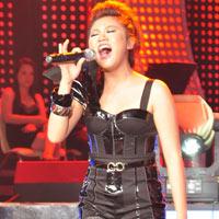 Ca sĩ Mai Hương Idol