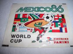 Ca sĩ Mexico 86
