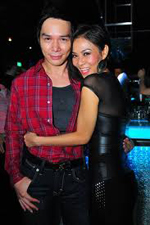 Ca sĩ Nathan Lee,Thu Minh