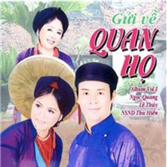 Ca sĩ Ngọc Quang,NSND Thu Hiền