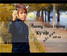 Ca sĩ Phương Thiên Hoàng