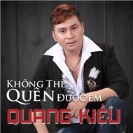 Ca sĩ Quang Kiều