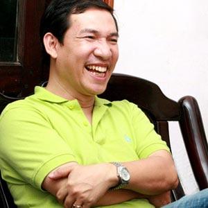 Ca sĩ Quang Thắng
