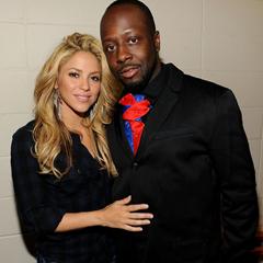 Ca sĩ Shakira,Wyclef Jean
