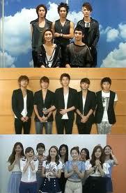 Ca sĩ SNSD,Shinee