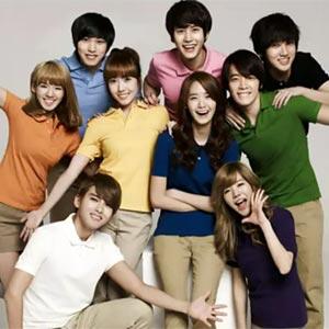 Ca sĩ SNSD,Super Junior
