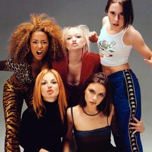 Ca sĩ Spice Girls