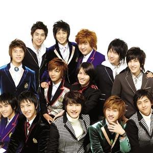 Ca sĩ Super Junior