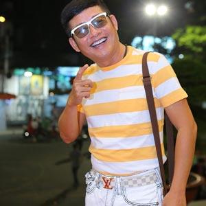 Ca sĩ Tấn Beo