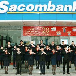 Ca sĩ Tập thể CBNV Sacombank