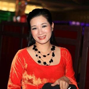 Ca sĩ Thanh Thanh Hiền