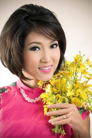 Ca sĩ Thanh Thúy