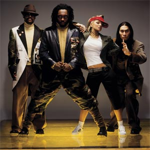 Ca sĩ The Black Eyed Peas