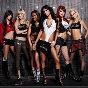 Ca sĩ The Pussycat Dolls