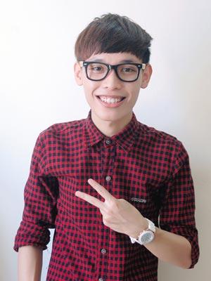 Ca sĩ Thiên Mạnh