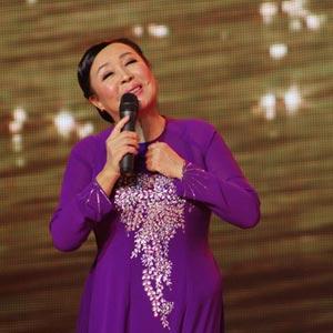 Ca sĩ Thu Hiền