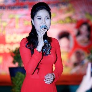 Ca sĩ Thuỳ Trang