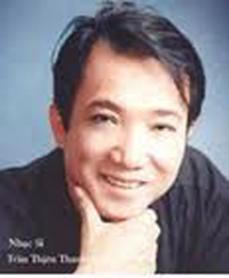 Ca sĩ Trần Thiện Thanh