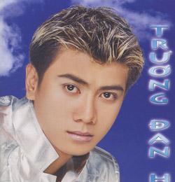 Ca sĩ Trương Đan Huy
