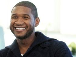 Ca sĩ Usher