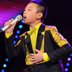 Ca sĩ Vũ Song Vũ