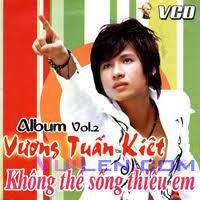Ca sĩ Vương Tuấn Kiệt